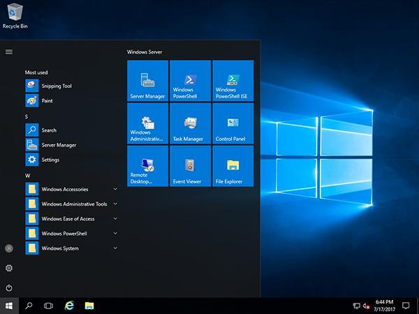 如何配置Microsoft RDS 个人会话桌面