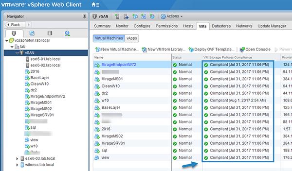 VMware SPBM有哪些好处,它是如何工作的?