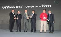 Best of vForum 2011颁奖